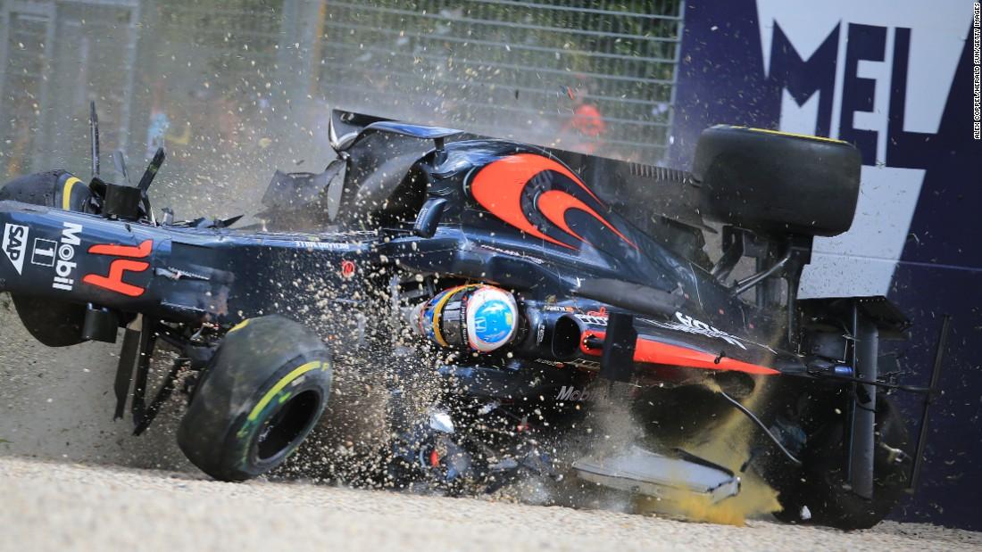 F1-wall