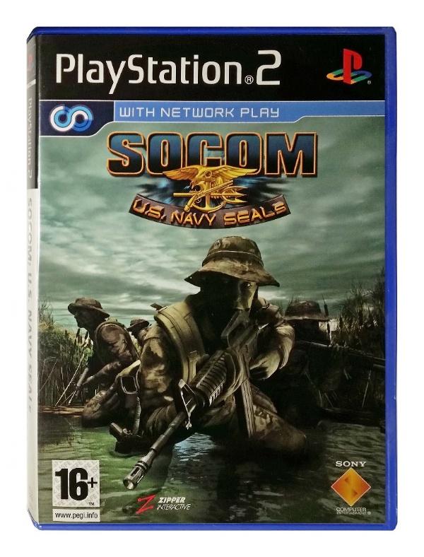 SOCOM Playstation 2