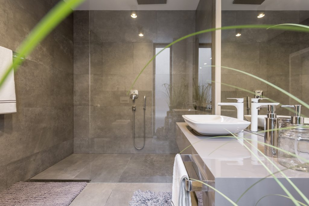 Bathroom renovation plumbing services