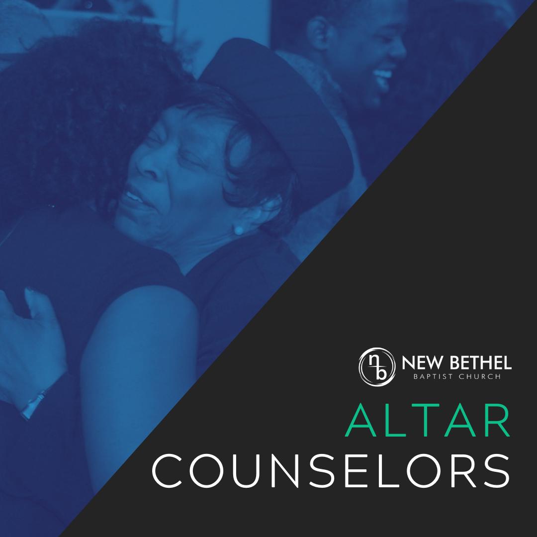 Altar Counselors