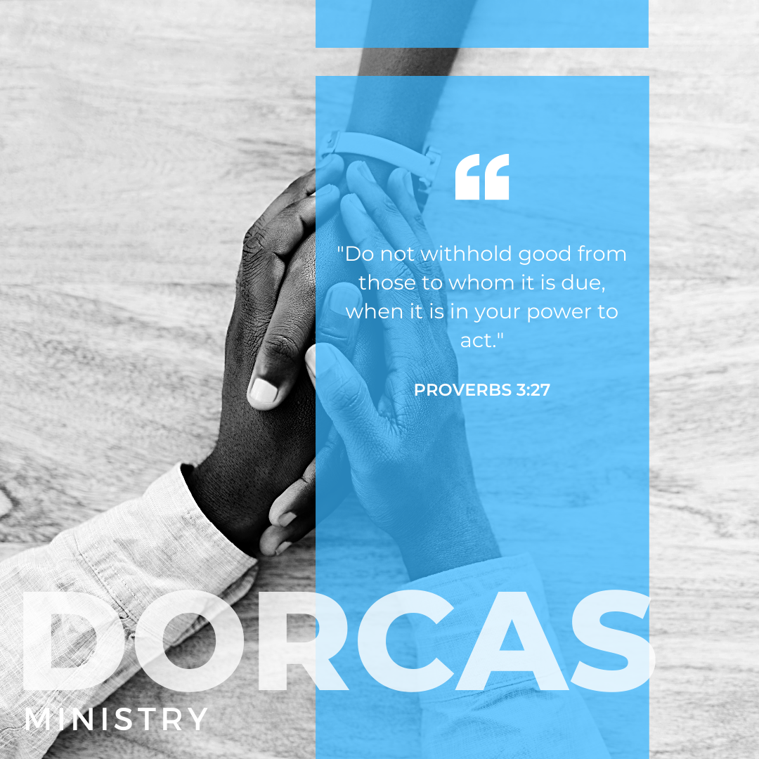 Dorcas Ministry