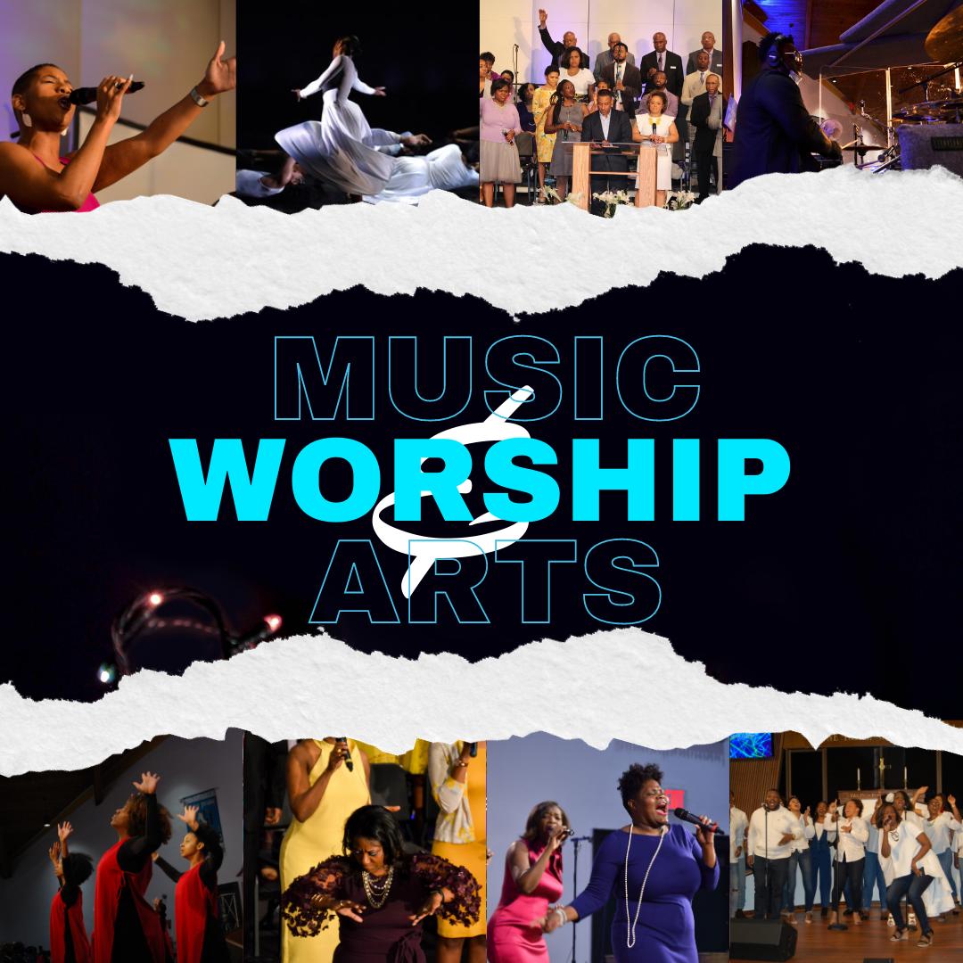 Music, Worship and Arts