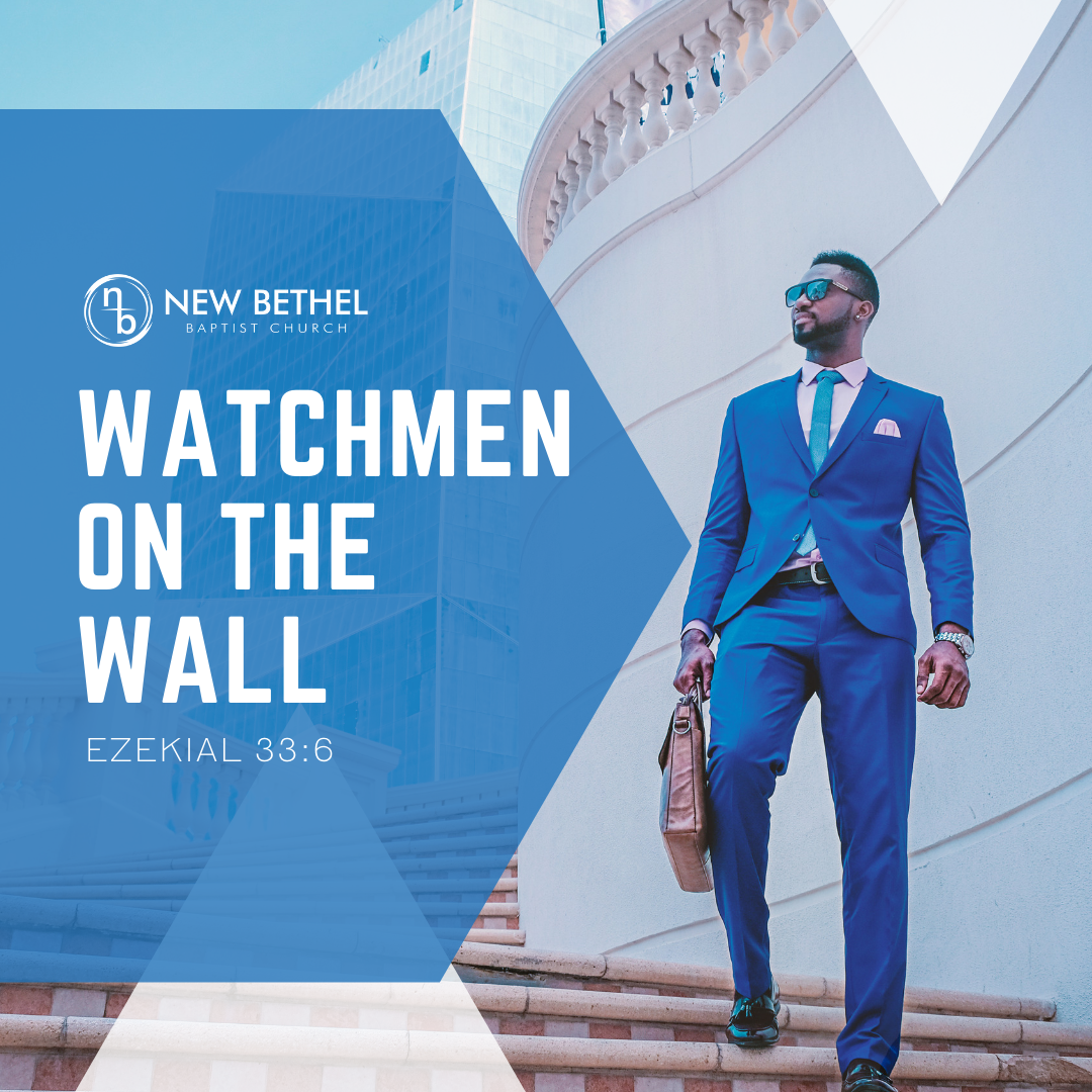 Watchmen Men's Ministry