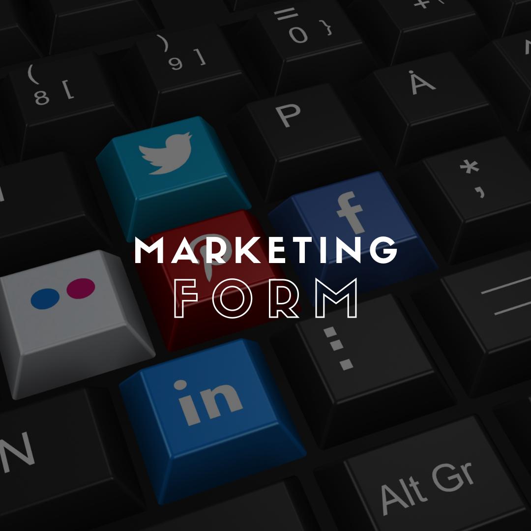 Marketing Form