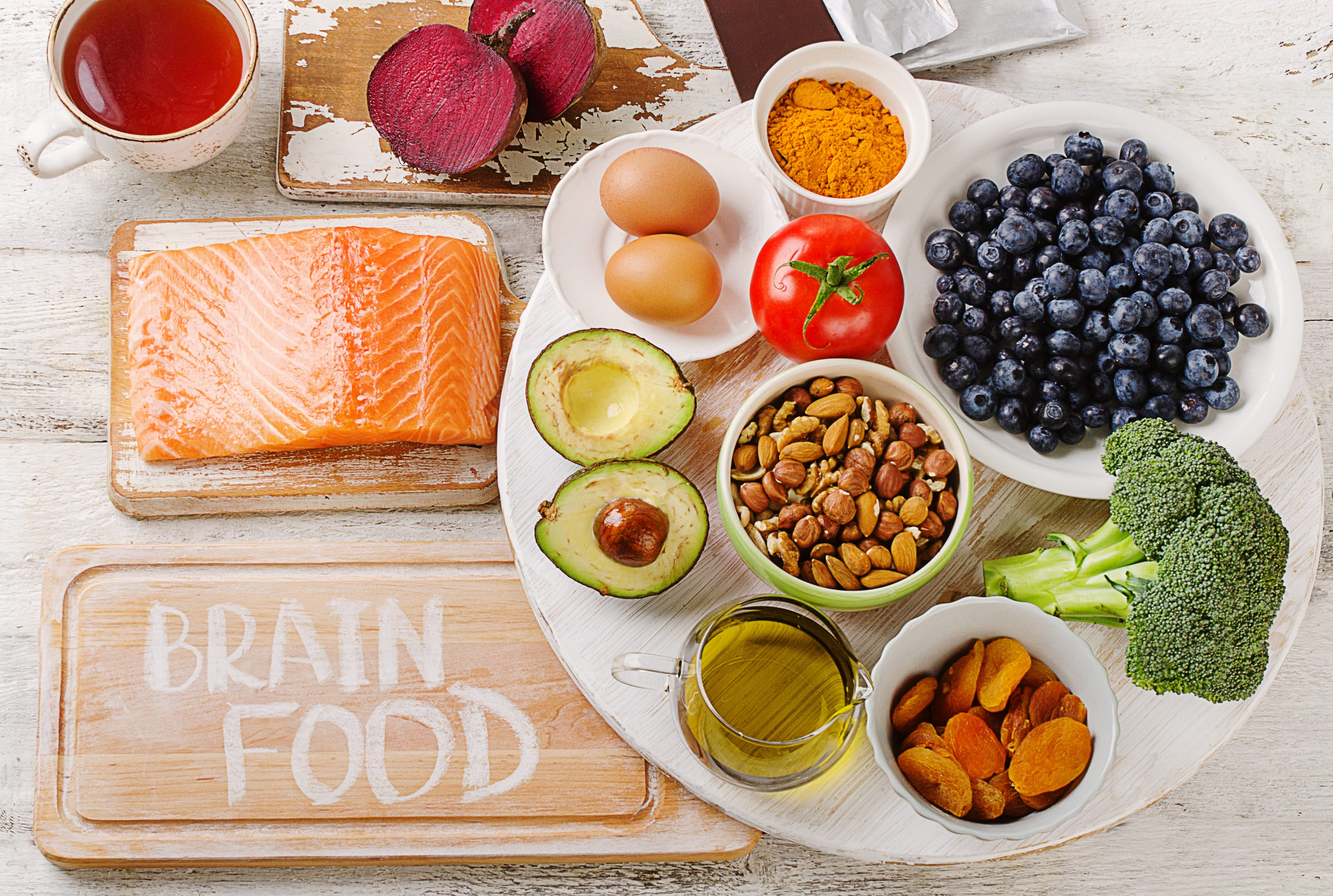 6 Foods Seniors Can Eat to Fuel Their Cognitive Function