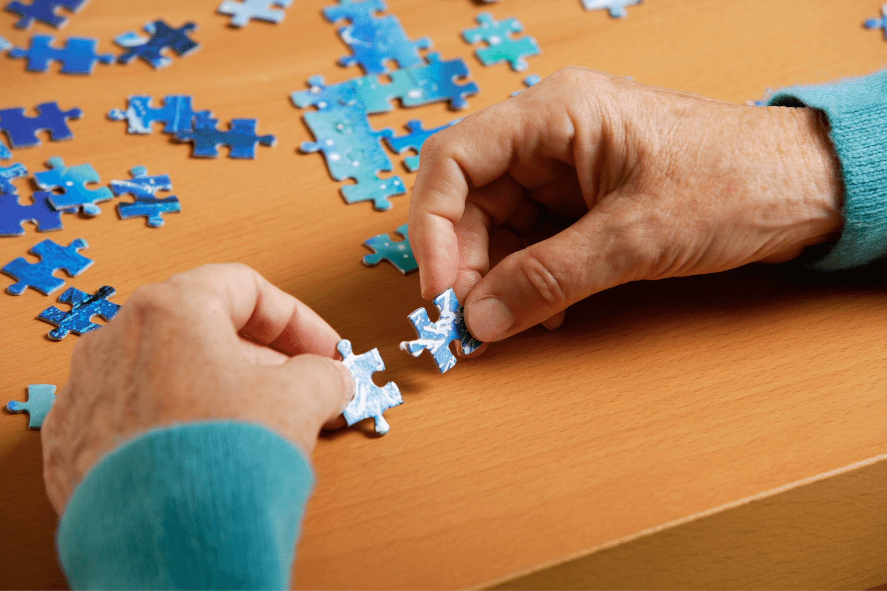 How Crafts and Hands-on Activities Help in Memory Care