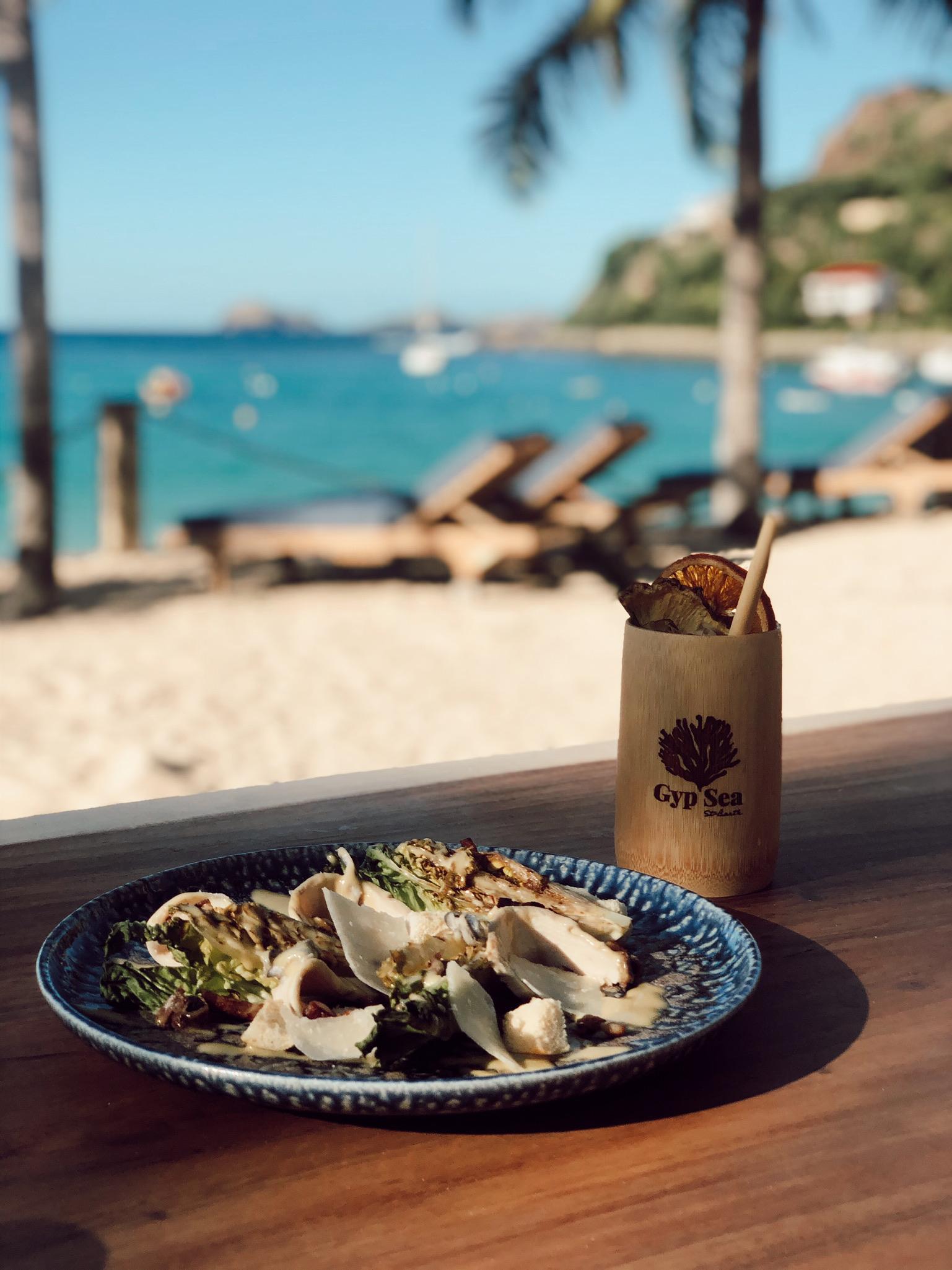 Lunch break Gyp Sea