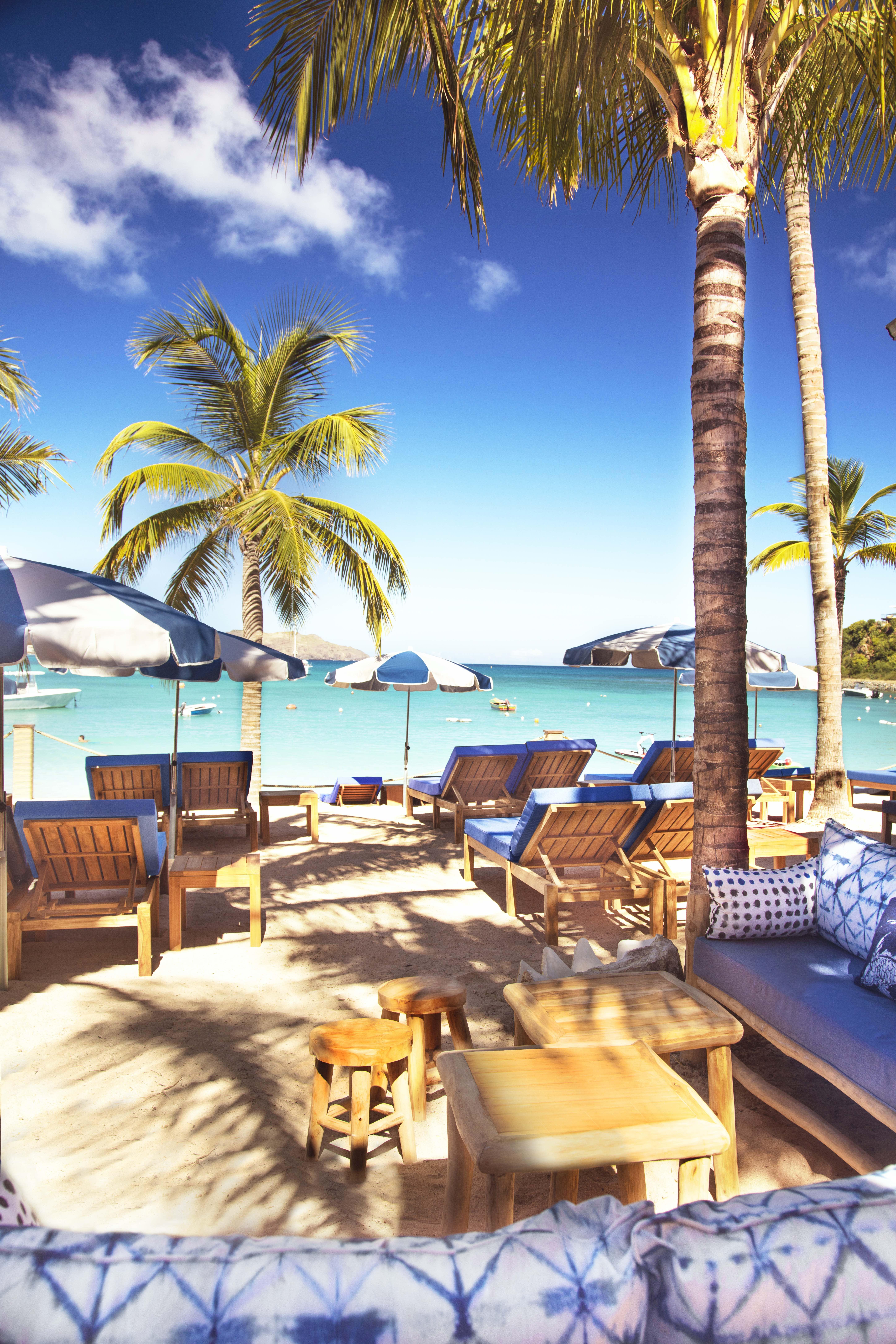 best beach club saint barth