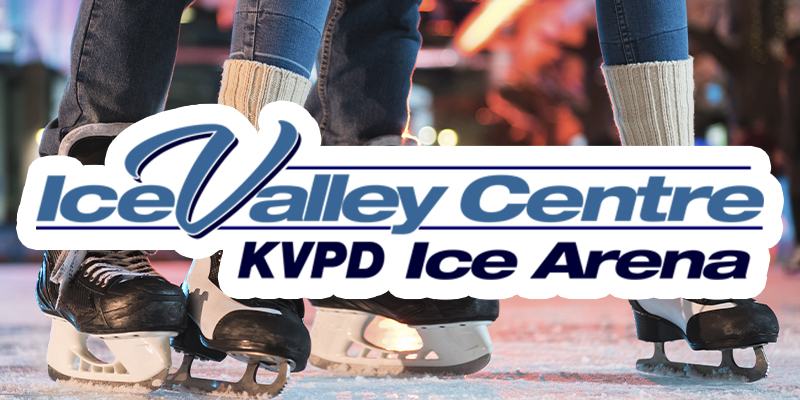 KVPD Ice Valley Logo