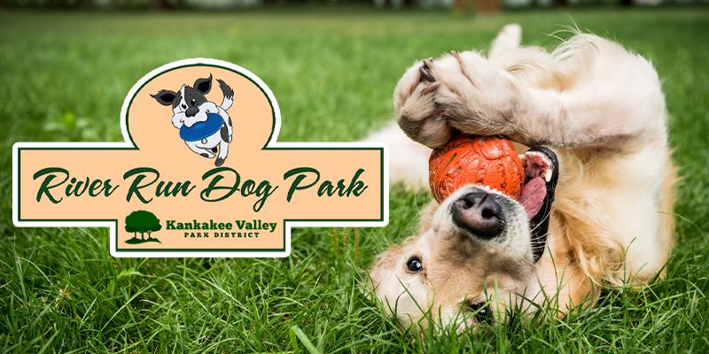 KVPD River Run Dog Park Logo