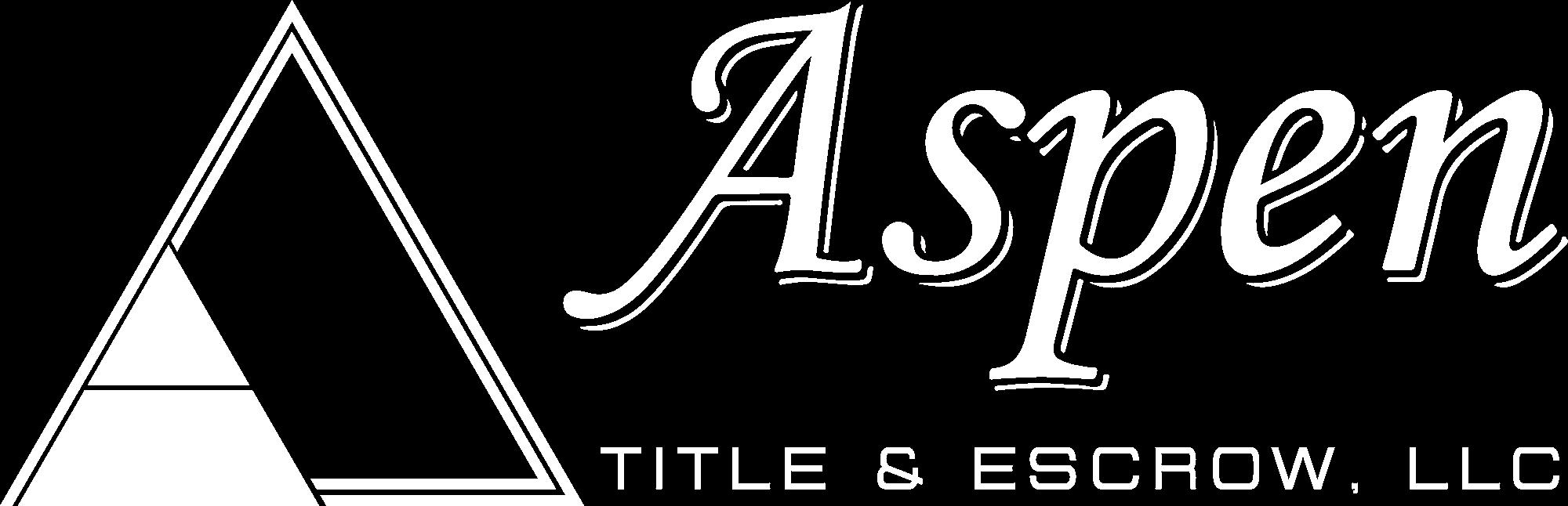 Aspen Title and Escrow's Logo