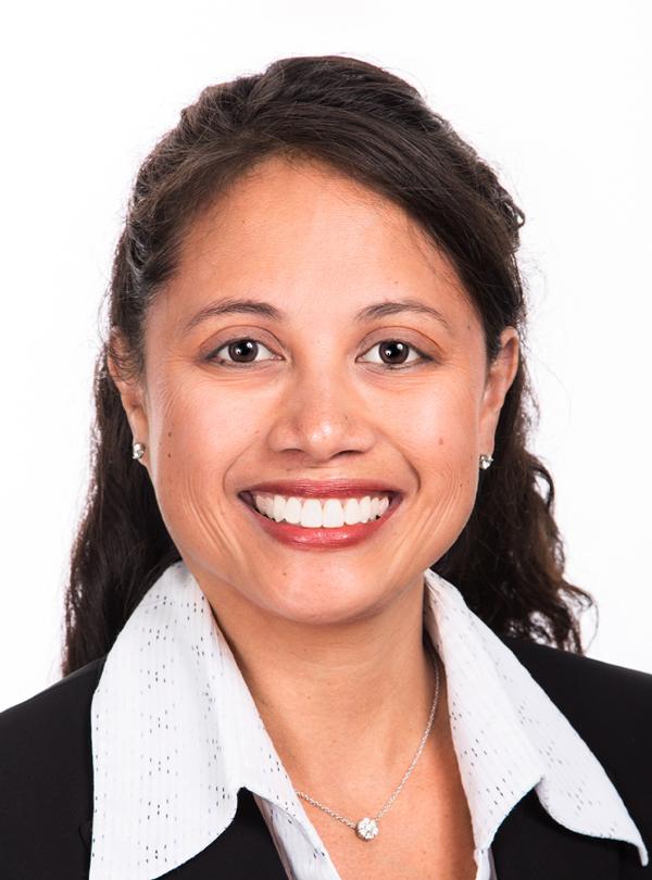Portrait of Gina Guzman