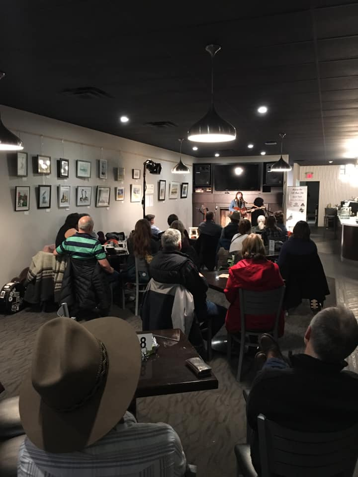 MH Folk Music Club Singer Songwriter Night
