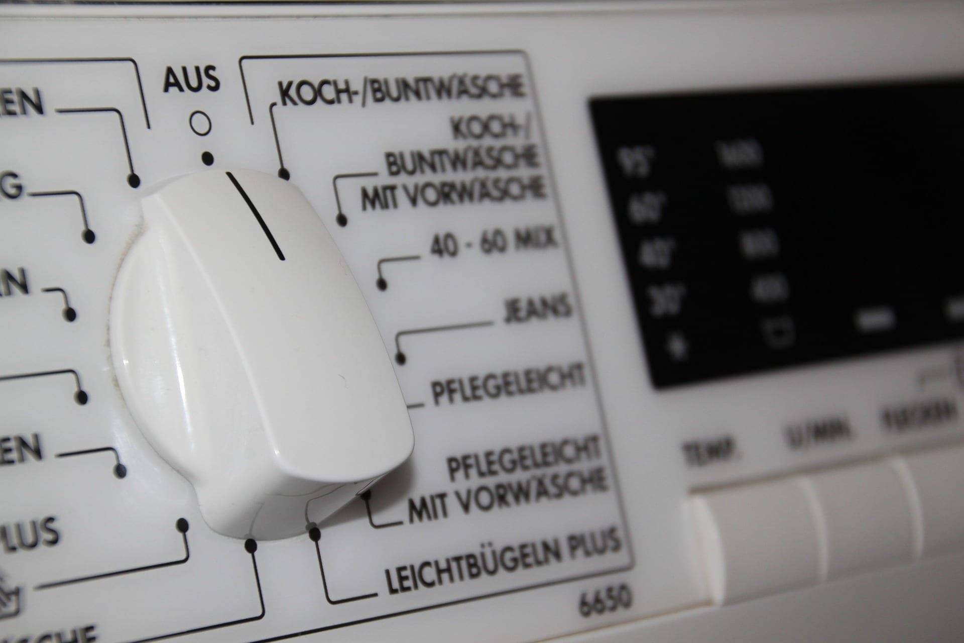 Jak naprawić pralkę?