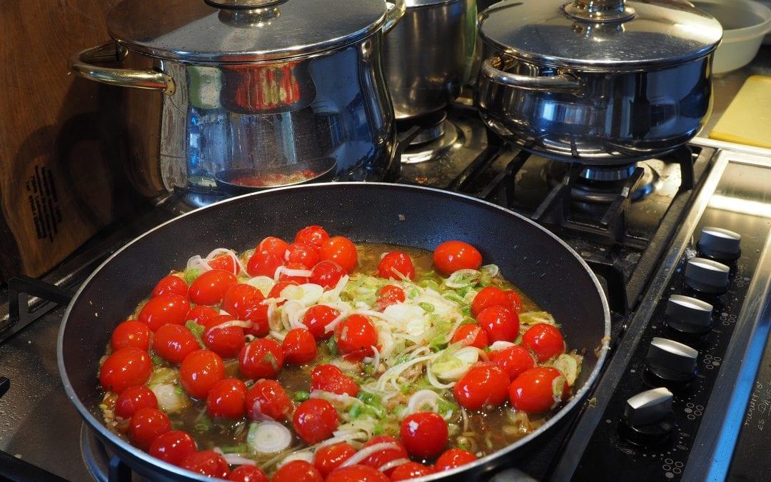 Koszt naprawy kuchenki