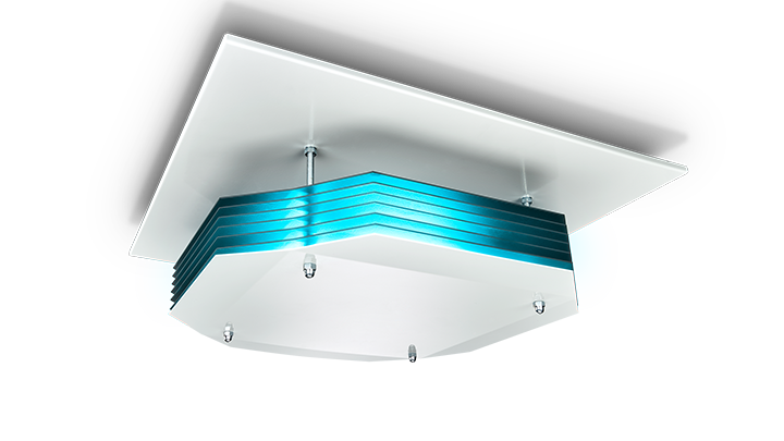 Upper Air Ceiling Mounted