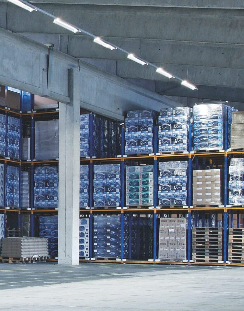 Industrial and commercial LED lighting specialists