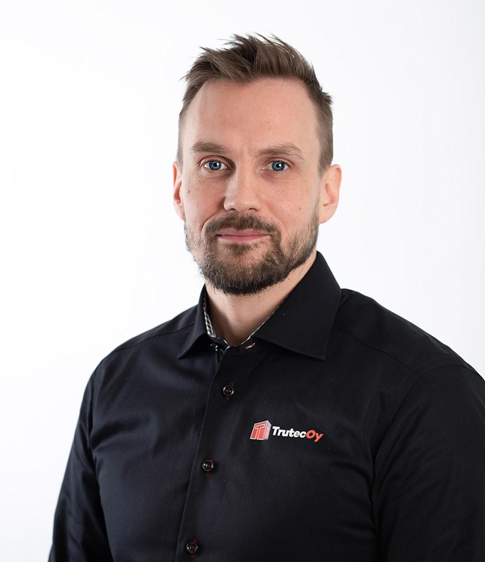 Projektinjohto Trutec Oy I Projekti-insinööri Kimmo Koskela