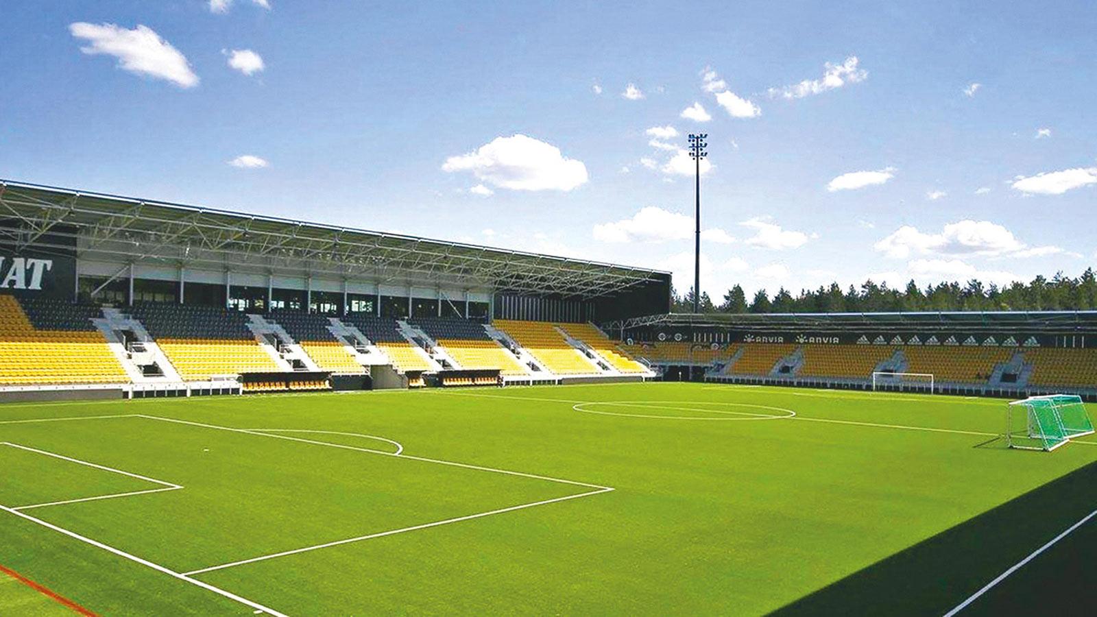 Monitoimihallit, katsomot ja stadionit rakentaa Trutec Oy. Tunnemme urheilu- ja liikuntatilarakentamisen erityispiirteet aina pienistä palloiluhalleista jalkapallostadioneihin saakka.