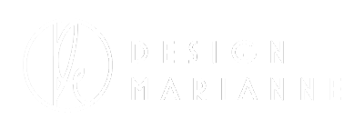 web design: Design Marianne