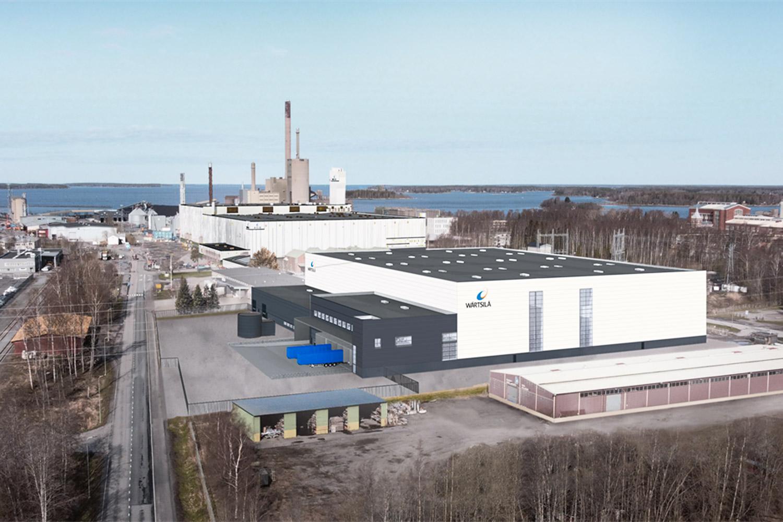 YIT ja Trutec ovat allekirjoittaneet sopimuksen teknologiayhtiö Wärtsilän Smart Technology Hubin logistiikkakeskuksen teräsrungon ja kantavan kattopellin toimituksesta.