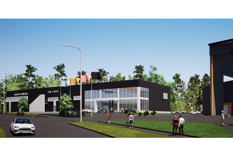 Tilat tulevat palvelemaan Crossfit Seinäjoen, T2M Seinäjoen, sekä Fillarikauppa Cyclin liiketoimintaa. Hankkeen KVR-urakoitsijaksi on valittu seinäjokinen Trutec Oy.