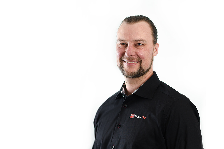 Jarkko Mannesuo aloitti 1.3.2021 Trutec Oy:n suunnittelutoimintojen johtajana.