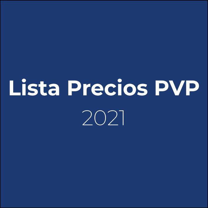 NUEVA LISTA PRECIOS 2021
