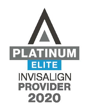 Invisalign platinum elite provider logo