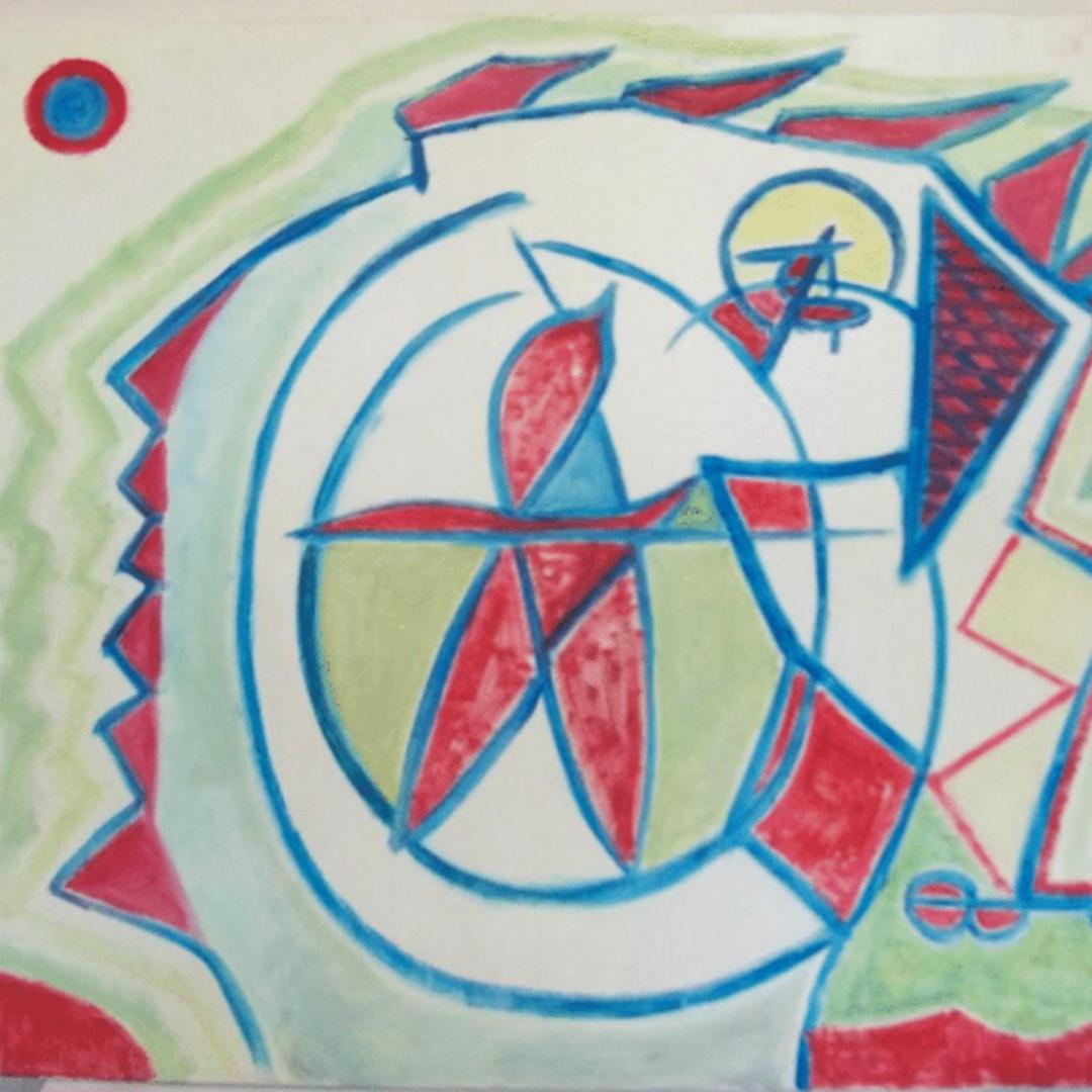 A Man & His Symbols Exhibition by Edoardo Hines