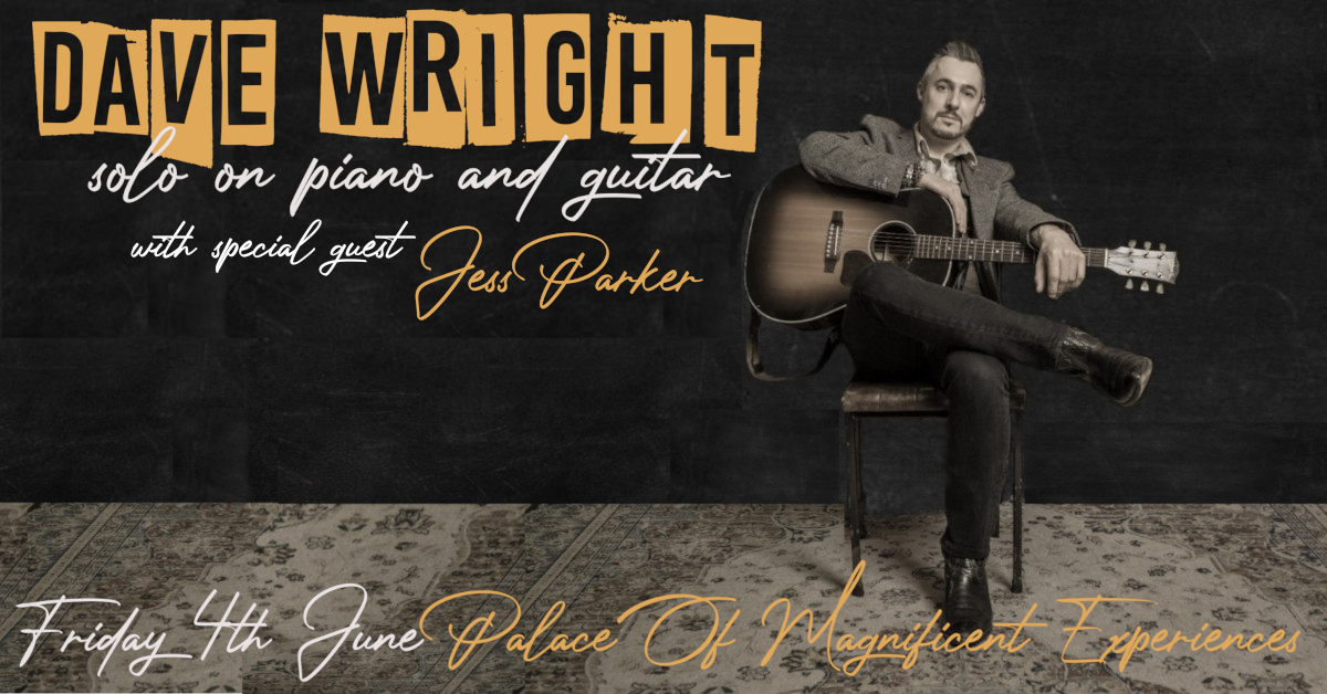 Dave Wright + Jess Parker