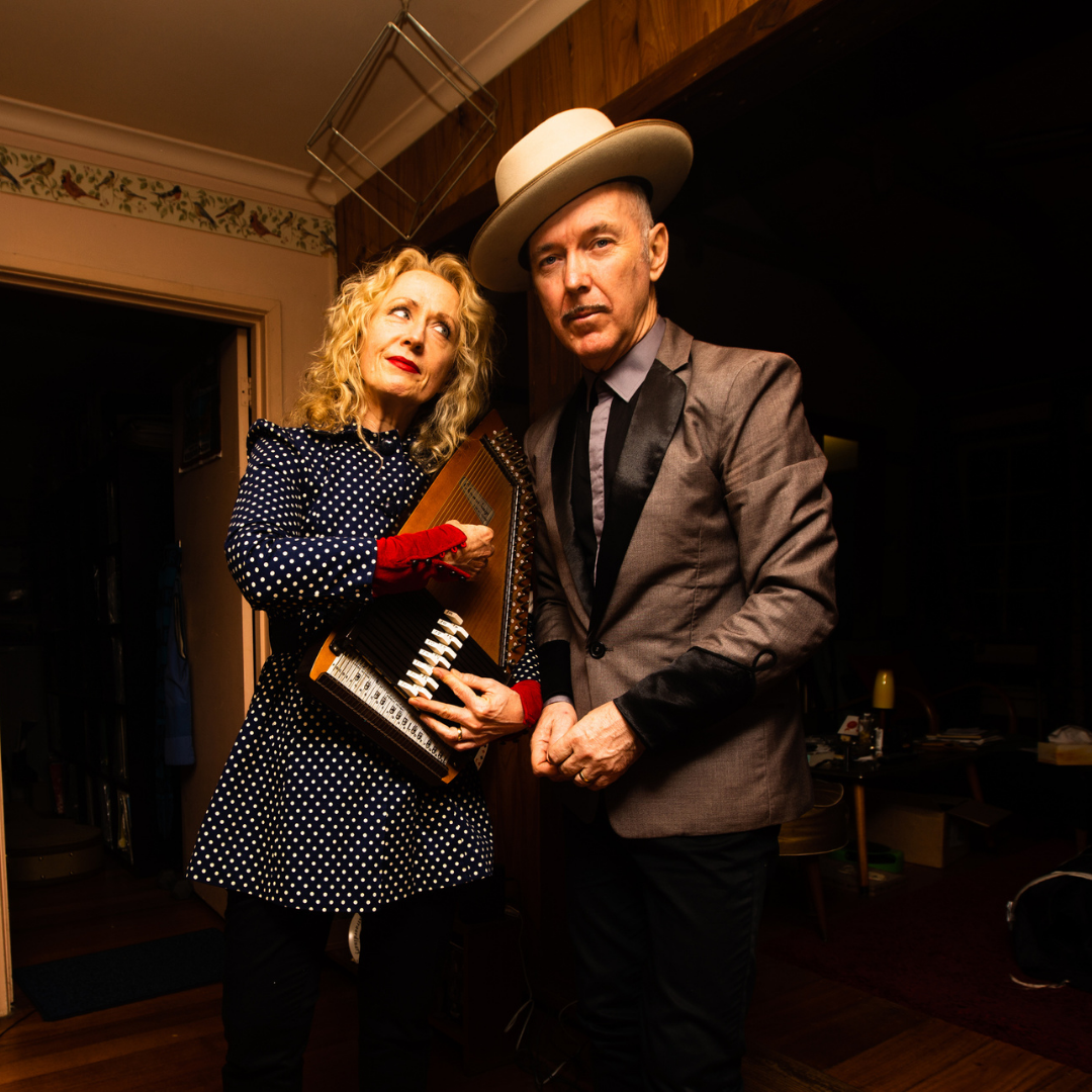 Dave Graney & Clare Moore (7 – 11pm)