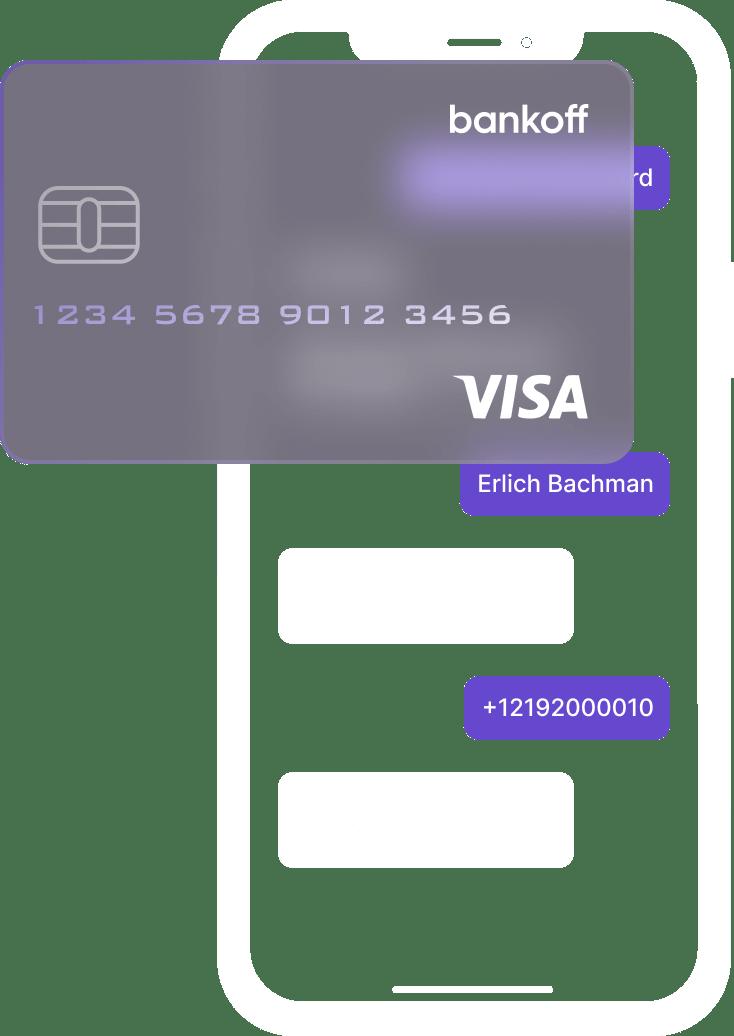 Bankoff Visa Prepaid Card