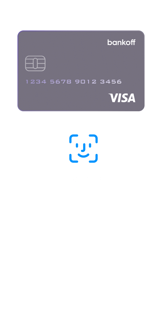 Bankoff Card |Add your card. Just tap and pay fast with contactless.