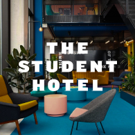 Music in The Student Hotel, curated by kollekt.fm