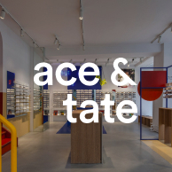 Music in Ace&tate store, curated by kollekt.fm