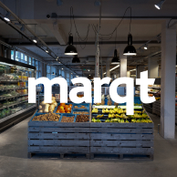 Music in Marqt supermarket, curated by kollekt.fm