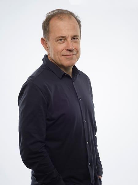 Lionel Mathieu fondateur et scénographe du Loft 4-40