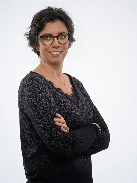Cécile Blache responsable de production du loft 4-40