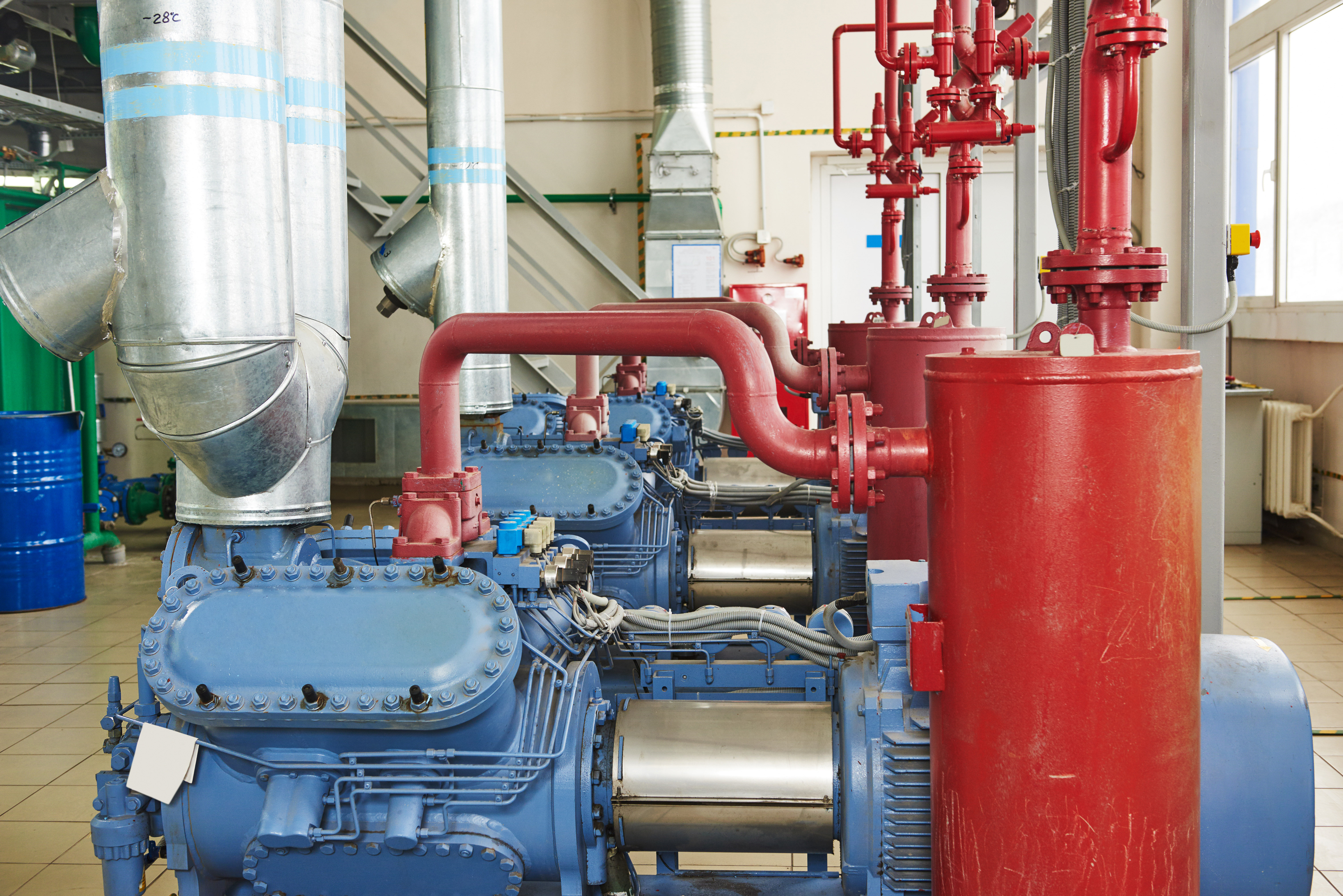 Reliant Gases - Carbon Dioxide for refrigerant systems
