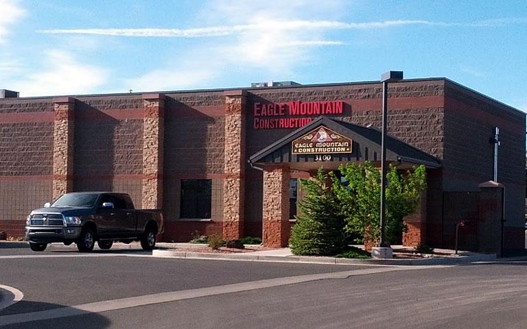 Eagle Mountain Construction Office: Flagstaff