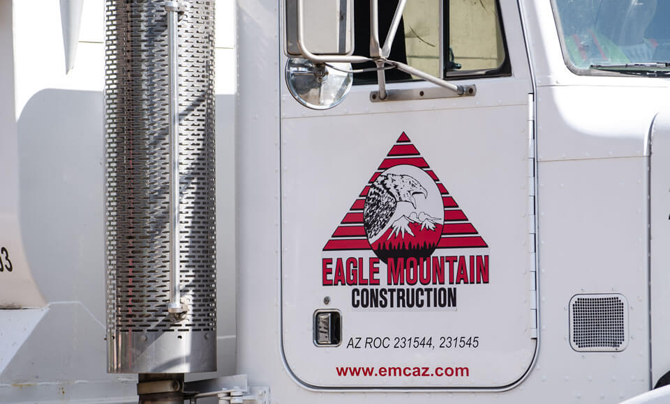 Eagle Mountain Construction History