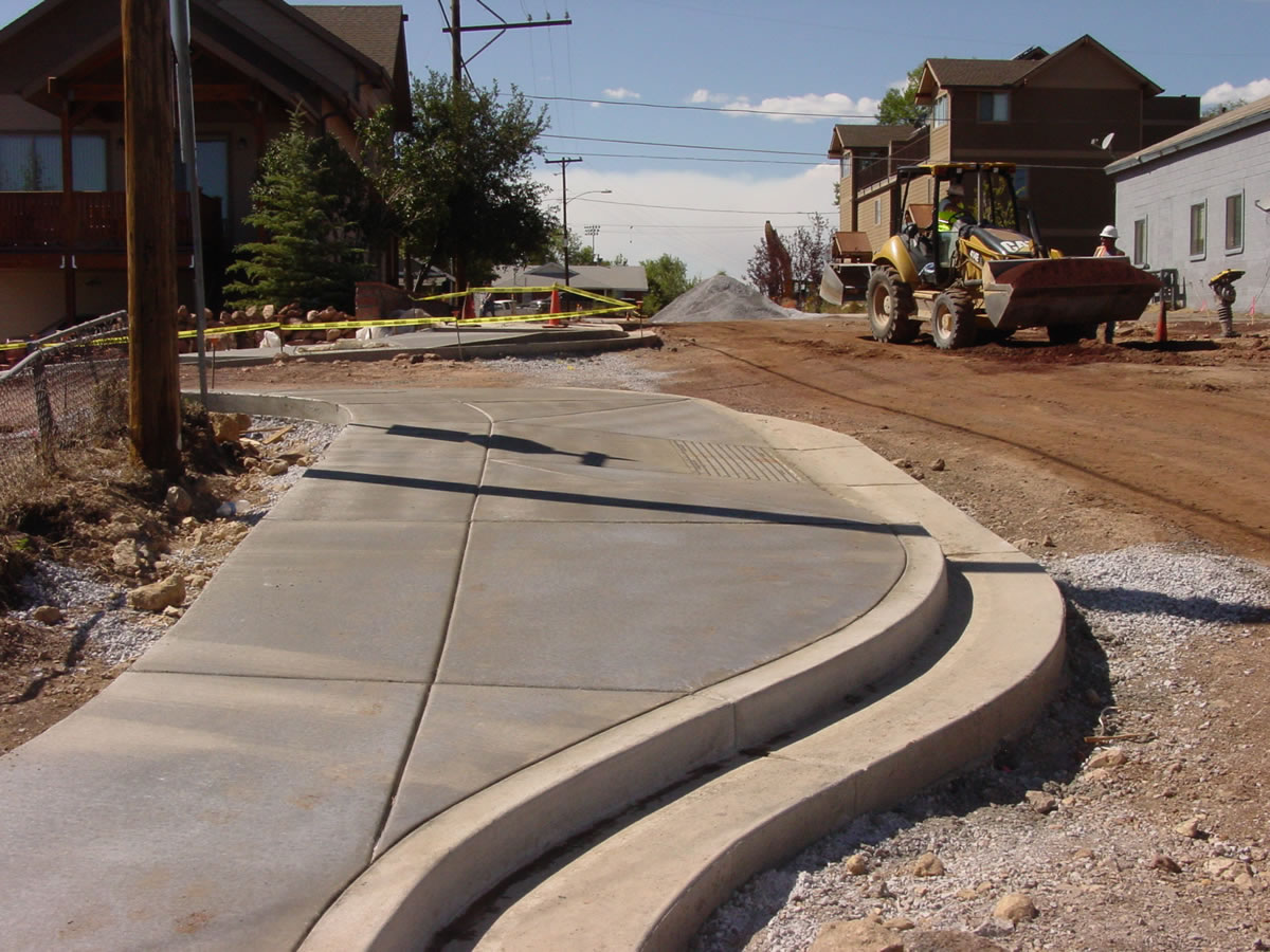 Franklin & Mohawk Street Improvements