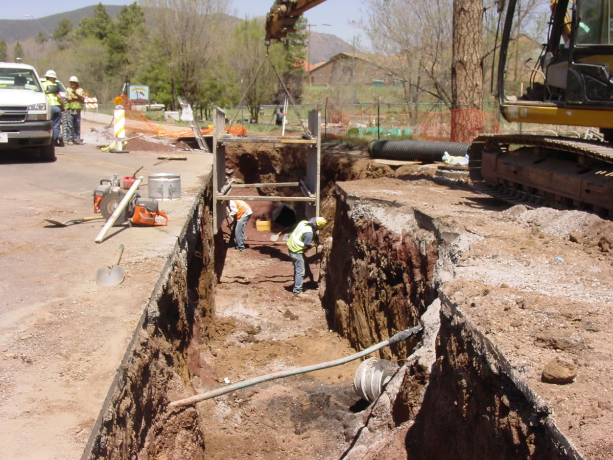 Cherry Ave. Drainage Project