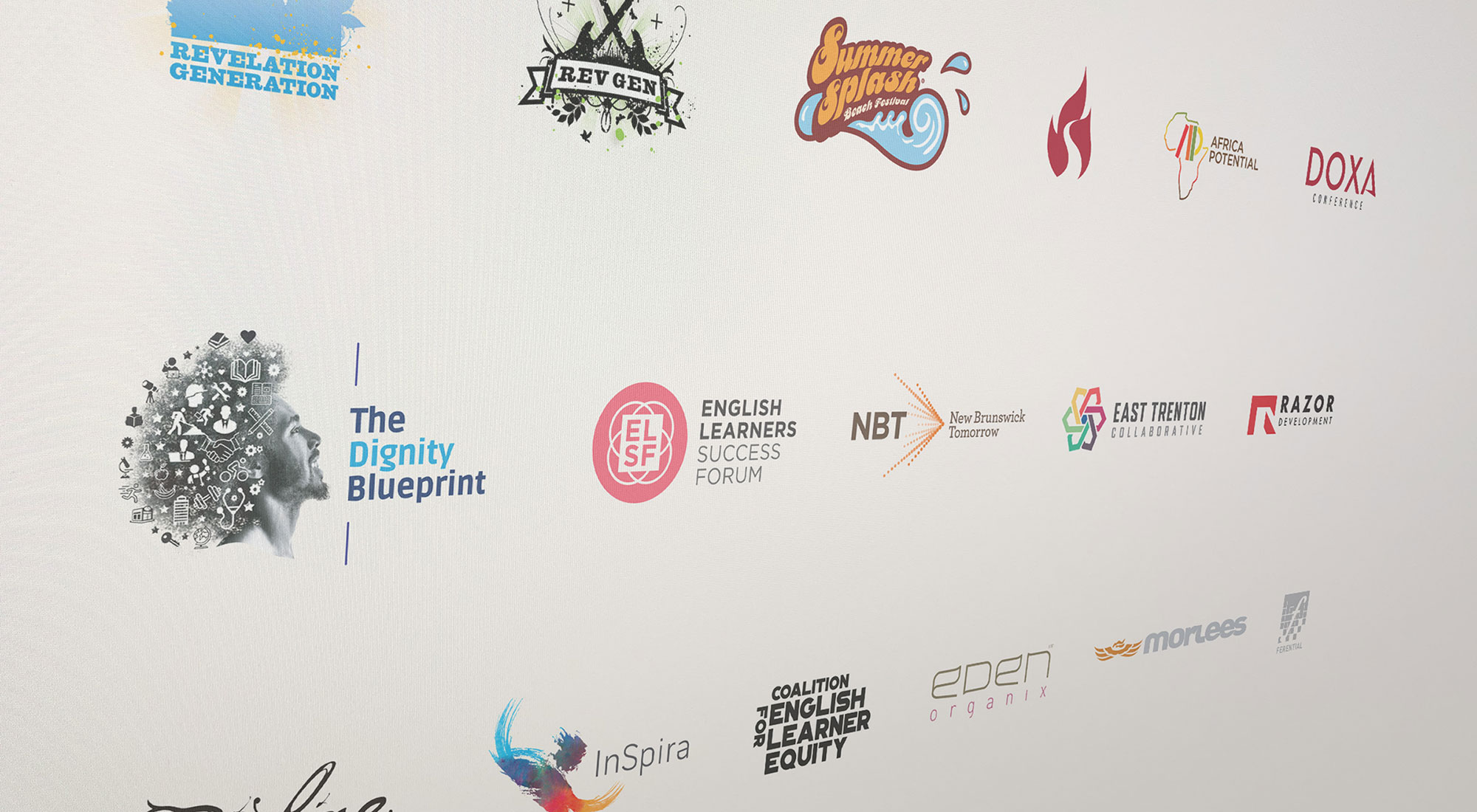 Nonprofit and Business Logos by 3rd Edge