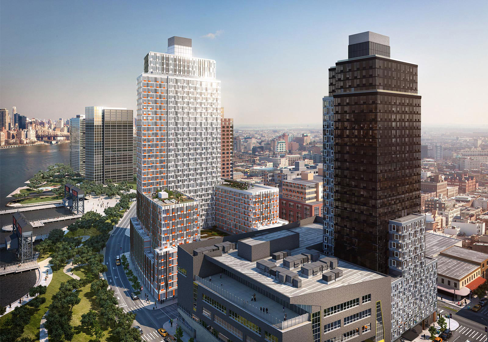 NYCHDC Project Rendering on Website by 3rd Edge