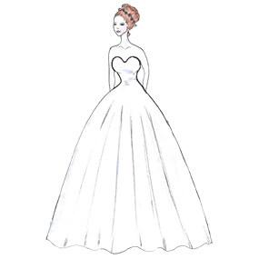 boutique de robe de mariée à strasbourg - volumineuse