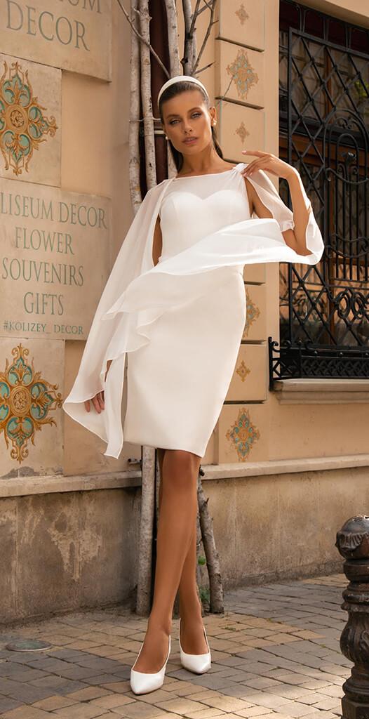 Robe de mariée civile à Strasbourg