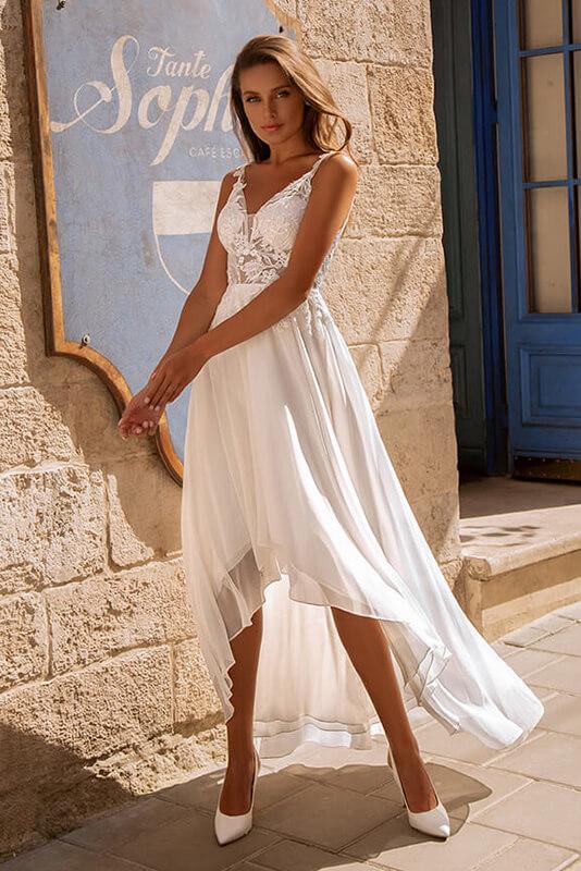Toutes les robes de mariée de la boutique de Strasbourg Émie Saint-Germain