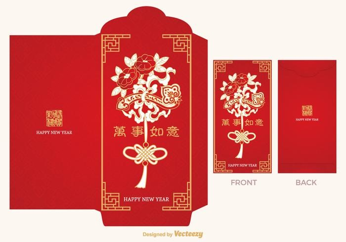 Chinese New Year Ang Pao Design